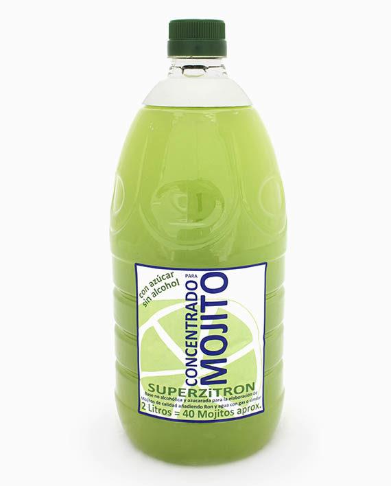Limon granizado sin azucar mercadona