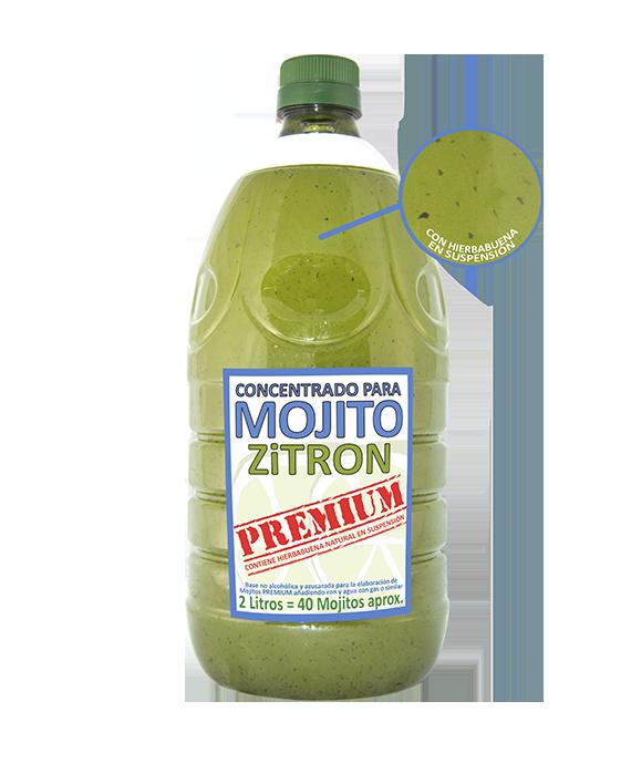 Concentrado para mojito ZiTRON PREMIUM