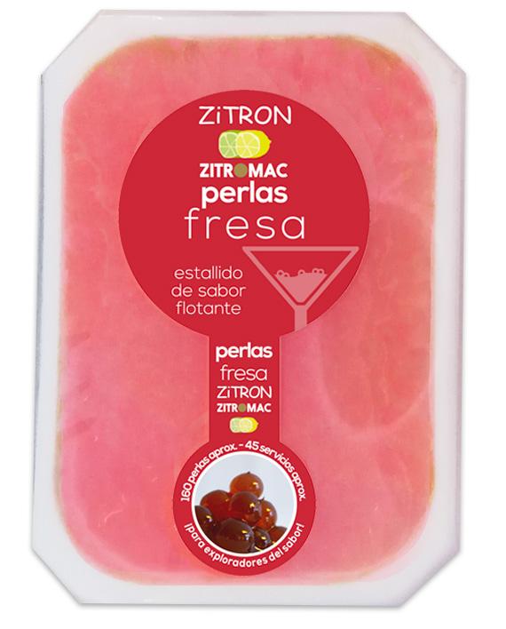 Perlas ZiTRON Fresa