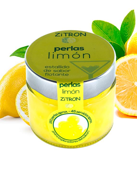 Perlas ZiTRON limon