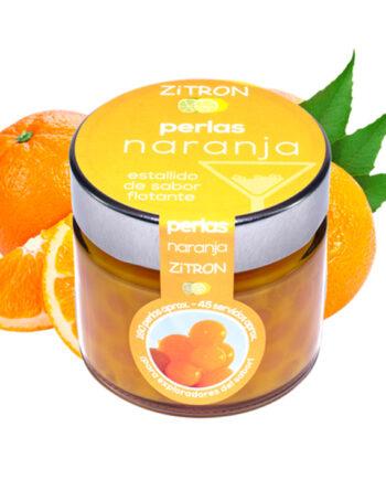Perlas ZiTRON Naranja